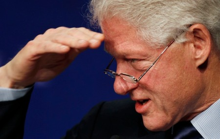 Bill Clinton and the Irish Toast