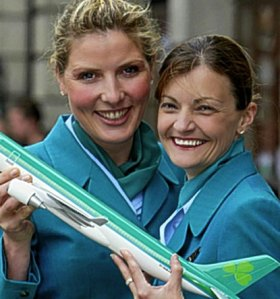 Aer Lingus Air Hostess