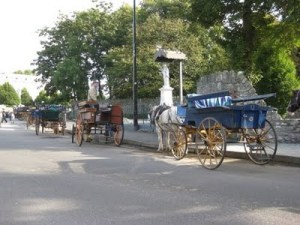 Jaunting Cars - Killarney