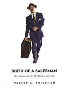 Birth of a Social Media Salesman