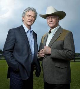 Bobby and JR Ewing