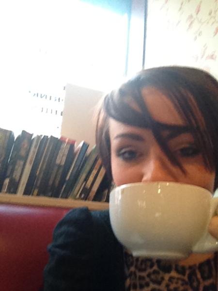 Ellen Canty - coffee