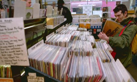 Browsing for records