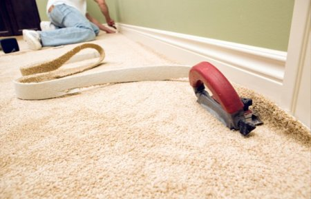 Fitting Carpets