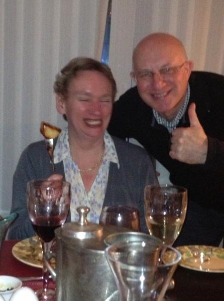 Jan and David Sands