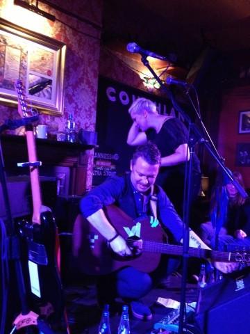 Mark Geary - Coughlans Bar