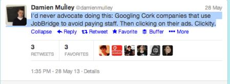 Damien Mulley rant