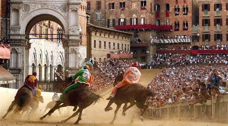 Palio Race