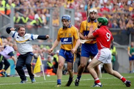 Clare v Cork,  All Ireland hurling final 2013