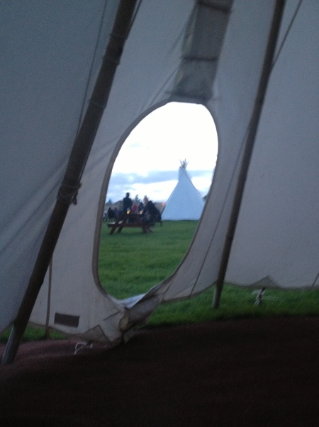 Tent - Electric Picnic