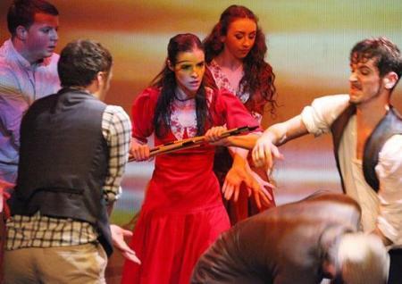 Playboy of the Western World - Cork Ballet Company