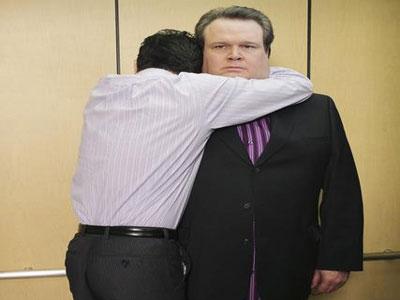 Hugs at work