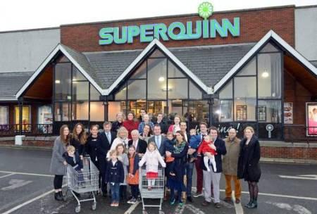 Superquinn - The Last Day