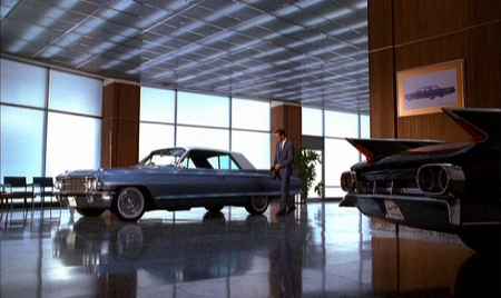 Mad Men Cadillac