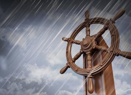 navigating the storm