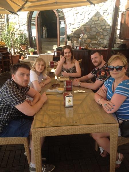 Sicily with buddies