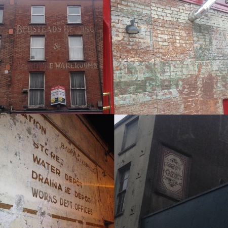 Ghost Signs of Cork