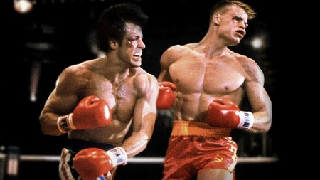 Rocky Balboa making a comeback