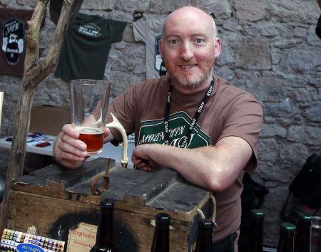 Phil Cullen Mountain Man Brewing