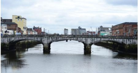 Cork bridge