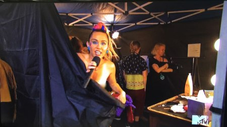 Miley Cyrus - MTV VMA