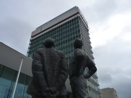 Cork County Hall Statue