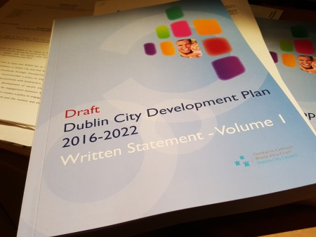 Dublin City Plan image