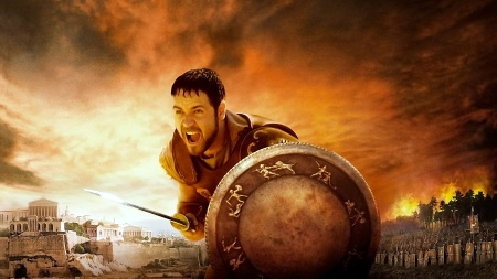 Gladiator - Greg Canty