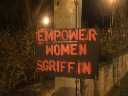 Shirley Griffin slogan
