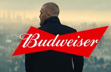 Conor McHregor, Budweiser advert banned by RTE