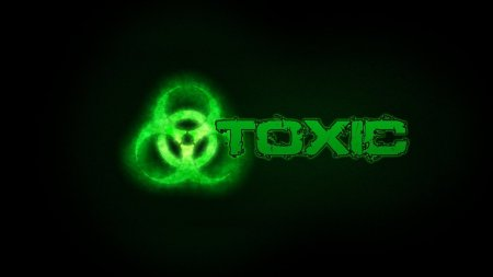 Mr and Mrs Toxic