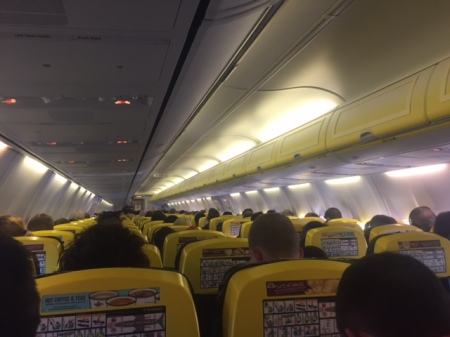 Ryanair pic by Greg Canty