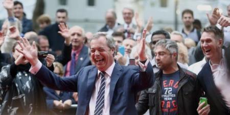 Brexit - NIgel Farage