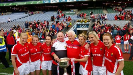 Cork ladies GAA team