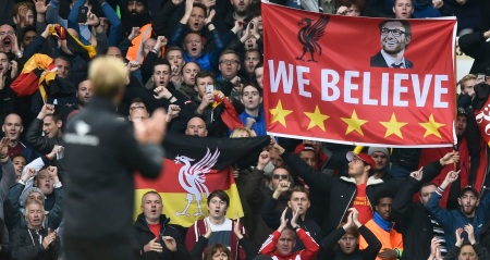Klopp - We believe