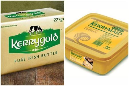 Kerrygold and Kerrymaid