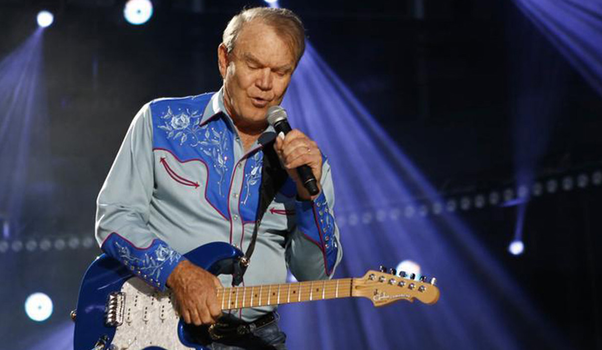 Wichita lineman greg canty fuzion blog for How is glen campbell doing these days
