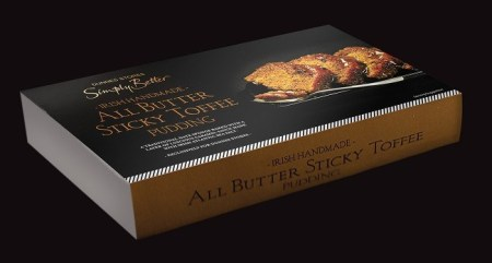 Sunnes Stores - Sticky Toffee Pudding