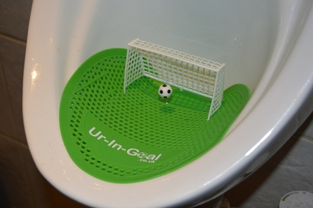 Football urinals