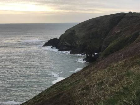 Cliff Walk, Ardmore