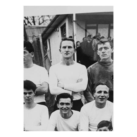Michael Canty - Oscar Traynor Cup winner 1966