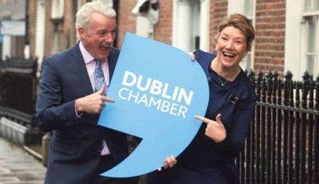 Brendan Foster - Dublin Chamber