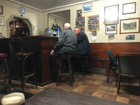 Old codgers - Inniscarra Bar, Cork