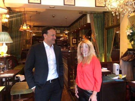 Gina Murphy, Hugos Restaurant
